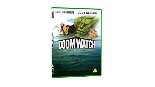 Doomwatch Feature Film on DVD