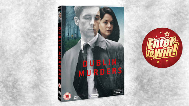 Dublin Murders DVDs up for grabs