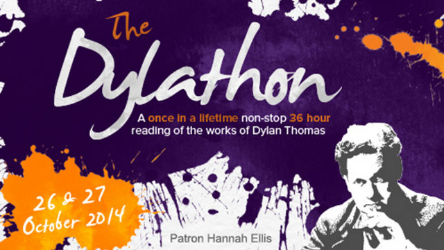 The Dylathon at Swansea Grand Theatre