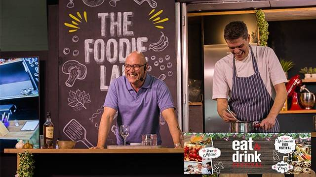 Eat & Drink Festival Christmas in Manchester