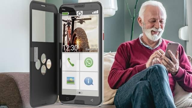 WIN an emporia SMART.5 phone (RRP £250)