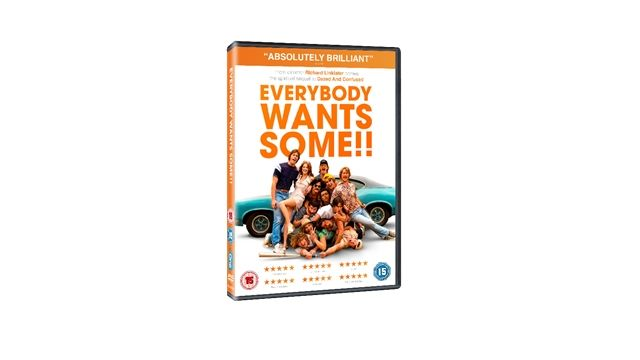 Everybody Wants Some on DVD