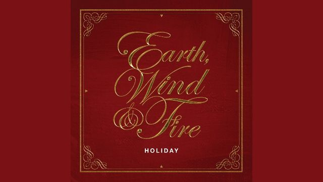 "Earth, Wind & Fire first ever holiday album ""Holiday"""