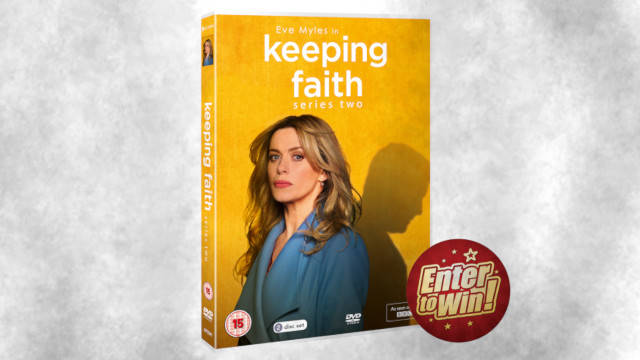 Keeping Faith Series Two DVDs up for grabs