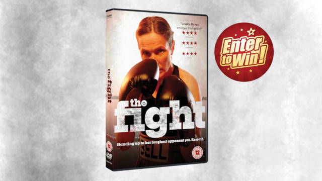The Fight DVDs up for grab