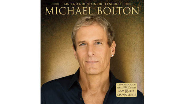 "Michael Bolton CD ""Ain't No Mountain High Enough"""
