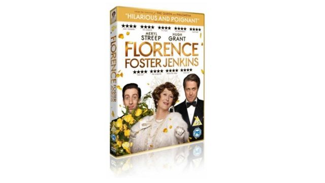 Florence Foster Jenkins starring Meryl Streep and Hugh Grant