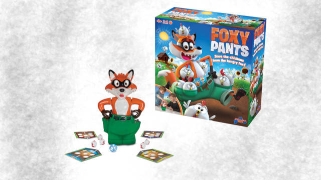 Win FOXY PANTS Game!