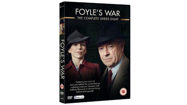 Foyle's War on DVD