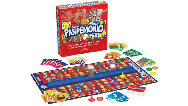 Win the new game Pandemonio