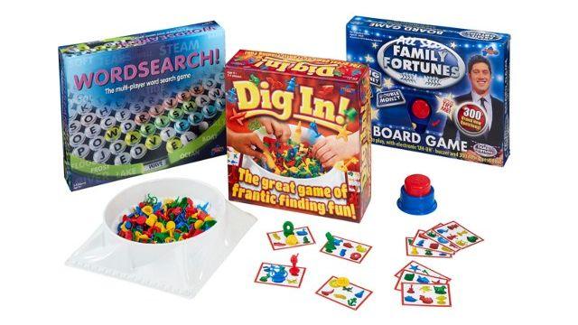 Drumond Park games bundle