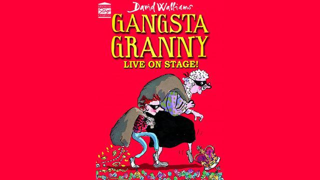 David Walliams' Gangsta Granny Live on Stage