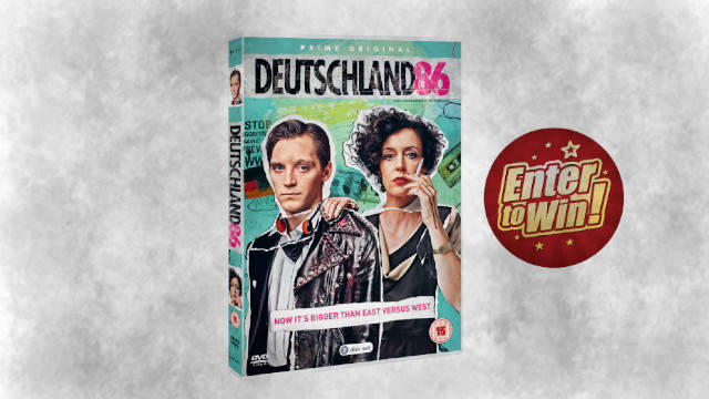 Deutschland '86 DVDs up for grabs