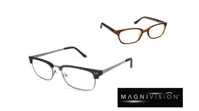Magnivision advanced reading glasses