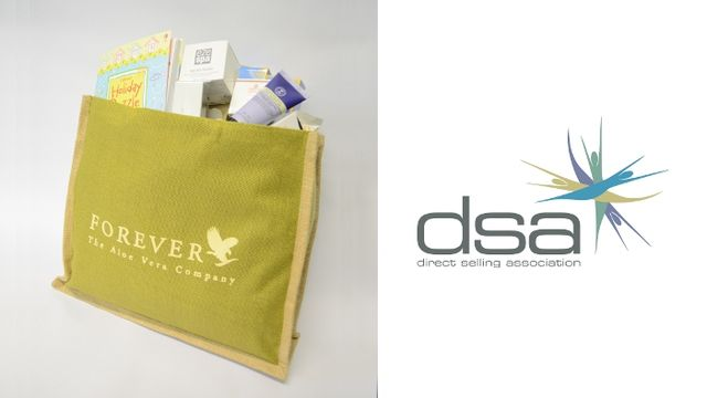 £250 Pampering Goody Bag put together by Direct Selling Association's member companies