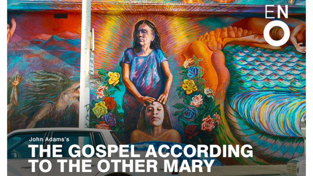 English National Opera's The Gospel According to the Other Mary at London Coliseum