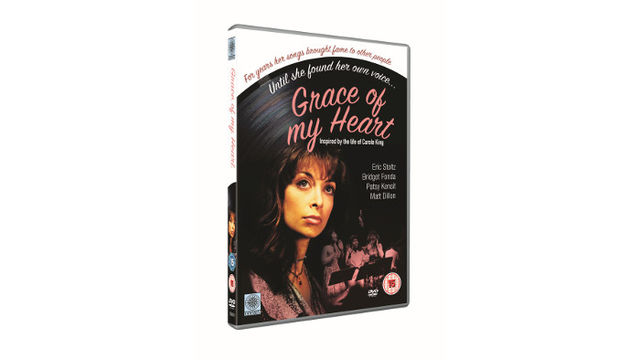 Grace Of My Heart on DVD