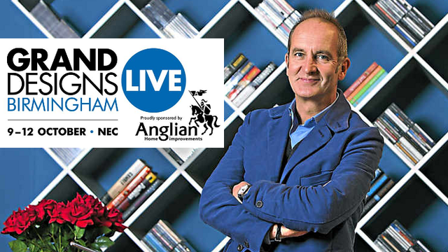 Grand Designs Live Birmingham 2014
