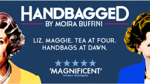 Handbagged at the Vaudeville Theatre