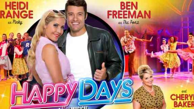 Win tickets to see Happy Days