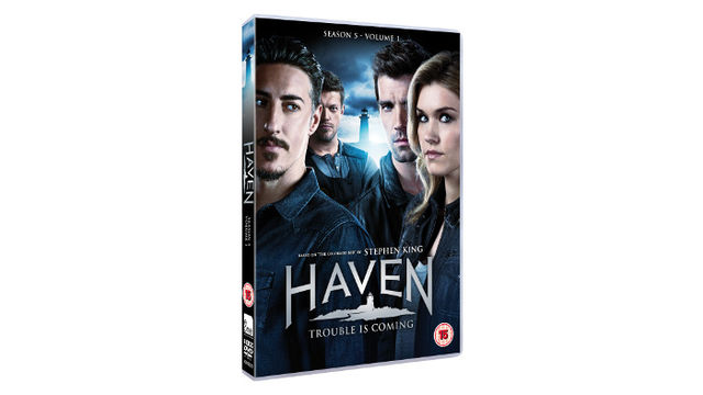 Haven Series Five Volume One on DVD