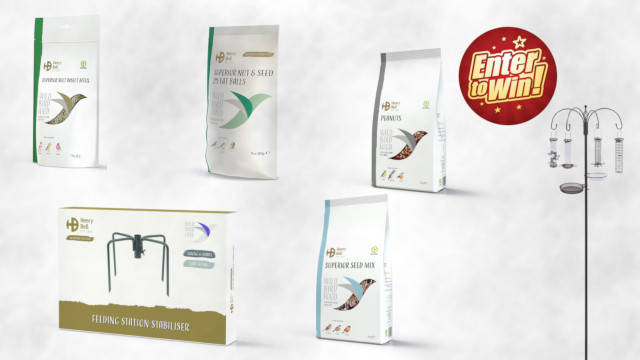 To win A Bundle of Henry Bell Wild Bird Care Range (worth £113.94)