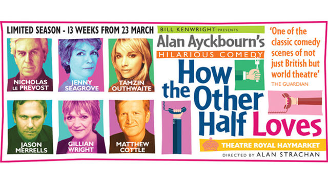 How The Other Half Loves at the Theatre Royal Haymarket