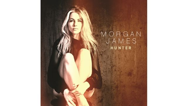 Morgan James' debut album 'Hunter'
