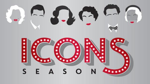 ICONS season at the St. James Studio