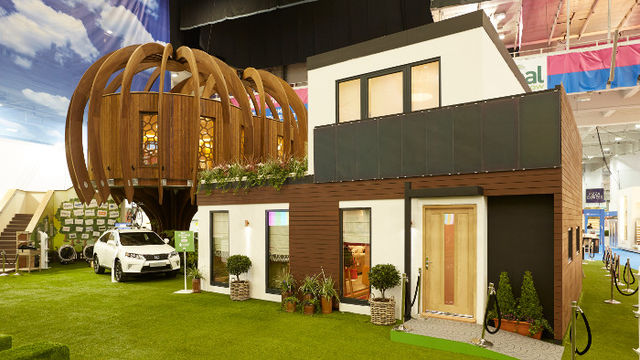 Ideal Home Show 2016 at Olympia London