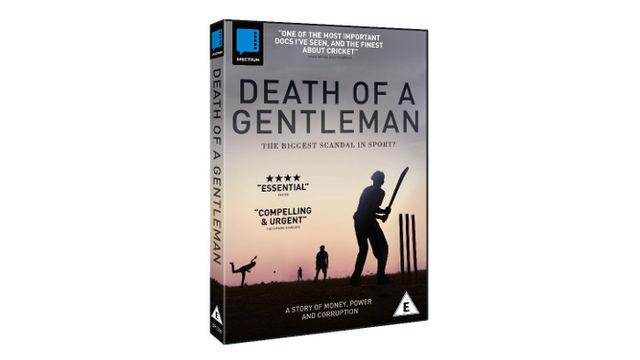 Cricket Documentary Death Of A Gentleman On DVD