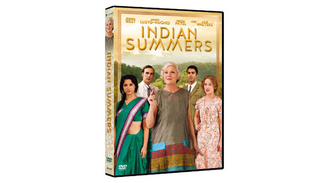 Indian Summers on DVD