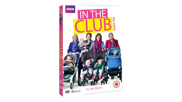 In The Club (Series Two) DVD