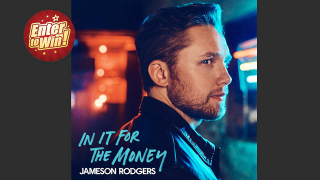 """Win the JAMESON RODGERS' EP """"IN IT FOR THE MONEY"""""""