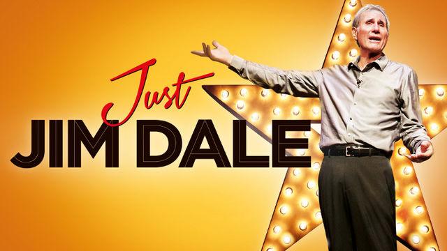 Just Jim Dale at the Vaudeville Theatre