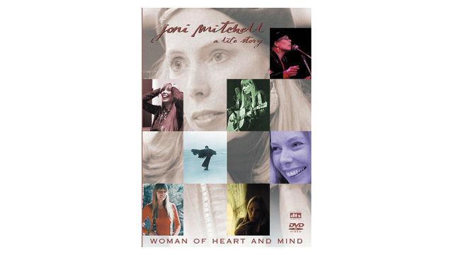 Woman Of Heart And Mind, Joni Mitchell