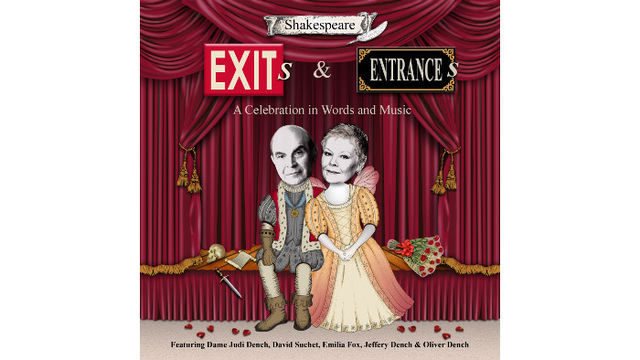 Judi Dench's Exits & Entrances: A Celebration Of Shakespeare CD