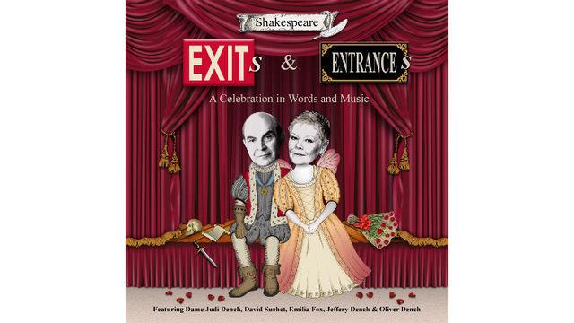 Judi Dench's Exits & Entrances: A Celebration Of Shakespeare CD