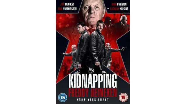 Kidnapping Freddy Heineken on DVD