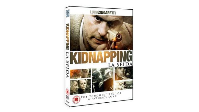 Kidnapping: La Sfida on DVD starring Luca Zingaretti