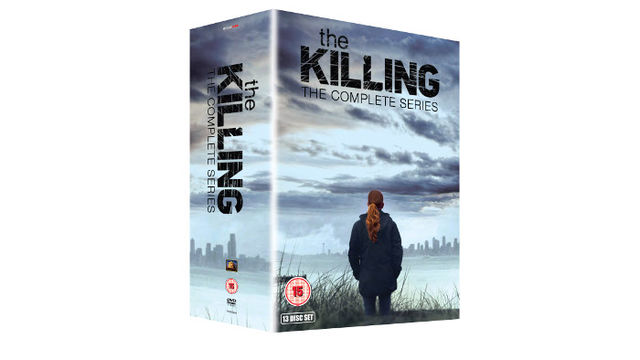 The Killing The Complete Series DVD