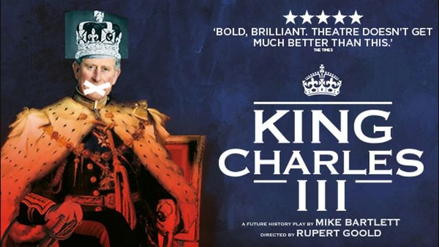 King Charles III at Wyndham's Theatre