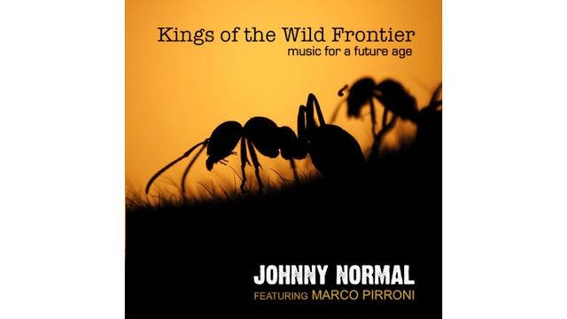 Kings of the Wild Frontier CD