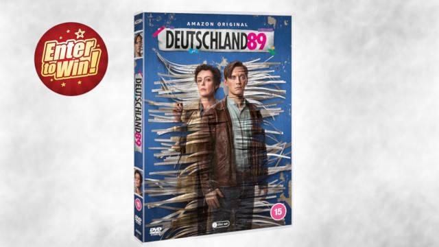 Deutschland '89 DVDs up for grabs