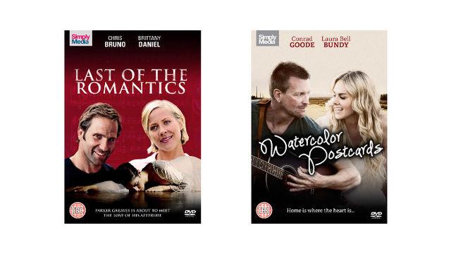 Last of the Romantics & Watercolor Postcards DVDs