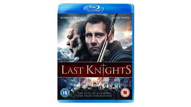 LAST KNIGHTS available on Steelbook, Blu-ray and DVD from June 29, 2015