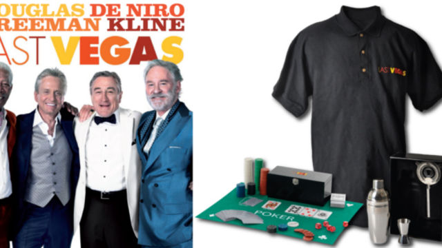 Last Vegas merchandise competition