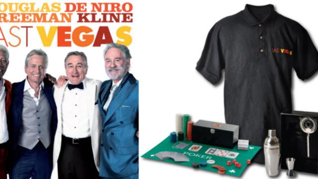 Last Vegas merchandise competition