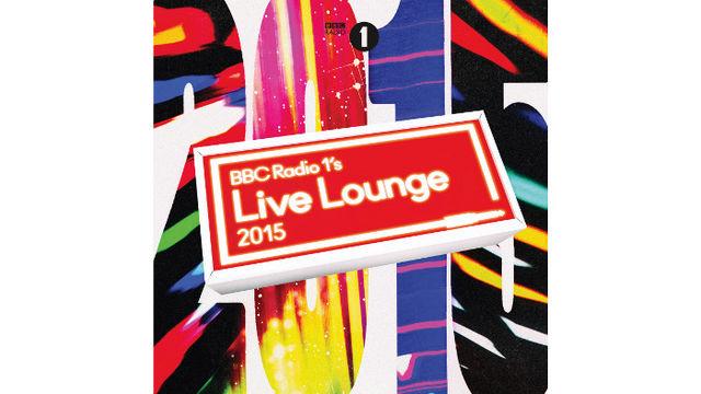 'BBC RADIO 1's LIVE LOUNGE 2015' album