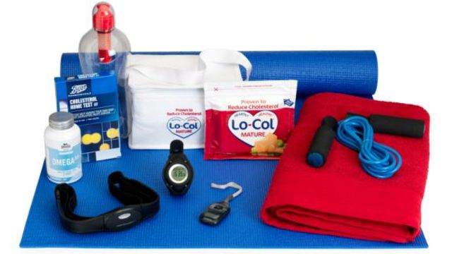 Win! A Lo-Col Cholesterol Lowering Kit *(worth £100)